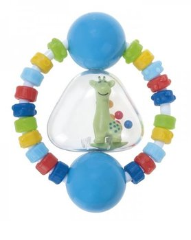 Canpol, grzechotka+ gryzak elastyczny Żyrafka-Canpol Babies