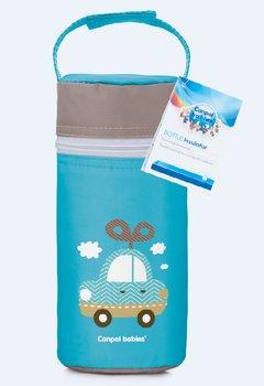 Canpol, Toys, Termoopakowanie miękkie, Samochód, Niebieskie-Canpol Babies