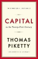 Capital in the Twenty-First Century - Piketty Thomas