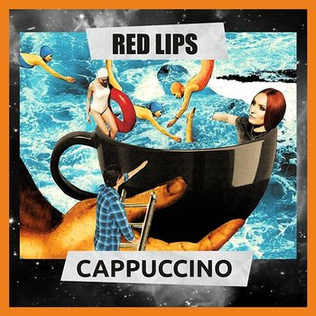 Cappuccino-Red Lips