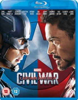 Captain America: Civil War (brak polskiej wersji językowej)-Russo Joe, Russo Anthony