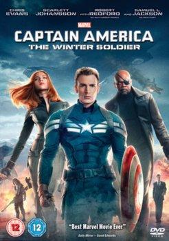 Captain America: The Winter Soldier (brak polskiej wersji językowej)-Russo Anthony, Russo Joe