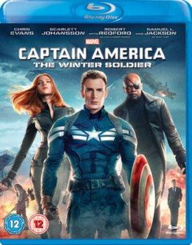 Captain America: The Winter Soldier (brak polskiej wersji językowej)-Russo Joe, Russo Anthony
