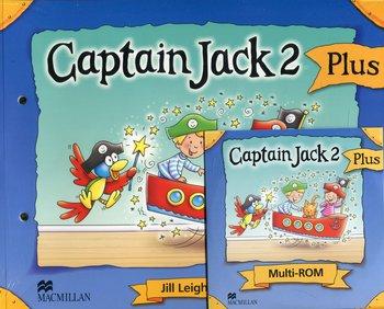 Captain Jack 2 Plus. Podręcznik z płytą CD-Opracowanie zbiorowe