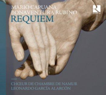 Capuana & Rubino: Requiem-Choeur de Chambre de Namur, Garcia Alarcon Leonardo