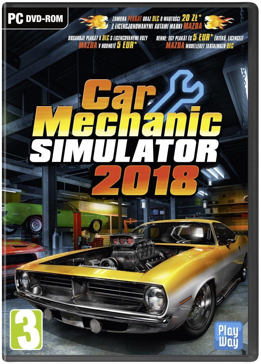 car mechanic simulator 2018 pc red dot games gry i programy sklep empik com. Black Bedroom Furniture Sets. Home Design Ideas