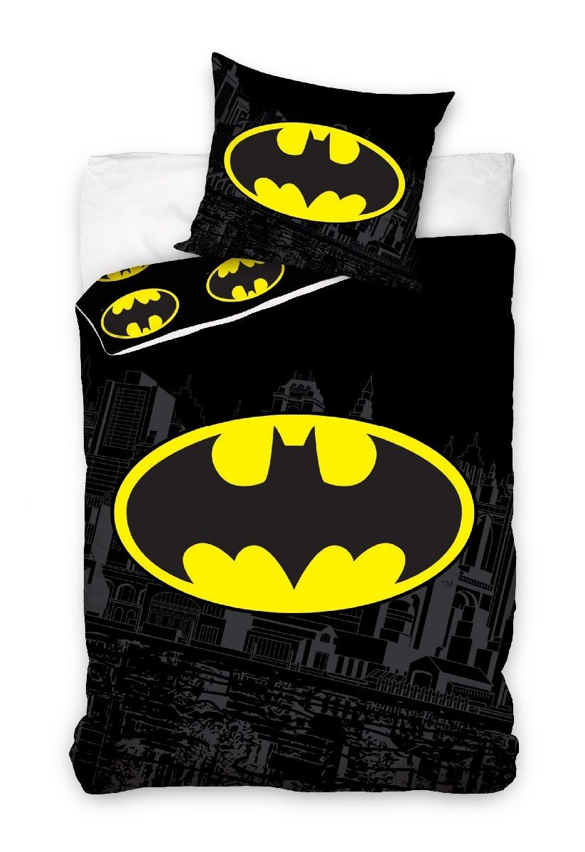 ... Batman Bedroom Set By Carbotex Batman Komplet Pościeli 160x200 Cm  Carbotex ...