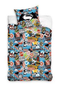 Carbotex, Batman, Pościel dziecięca, 160x200 cm-Carbotex