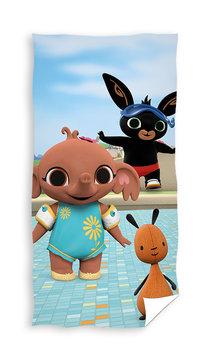 Carbotex, BING, Ręcznik dziecięcy, 70x140 cm-Carbotex