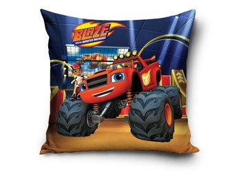 Carbotex, Blaze i Mega Maszyny, Poszewka na poduszkę, 40x40 cm-Mówisz i Masz