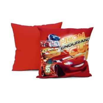 Carbotex, Disney Cars, Poszewka na poduszkę, 40x40 cm-Carbotex