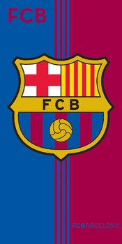 Carbotex, FC Barcelona, Ręcznik 70x140 cm-Carbotex
