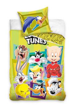 Carbotex, Looney Tunes, Pościel dziecięca, bawełniana, 160x200 cm-Carbotex