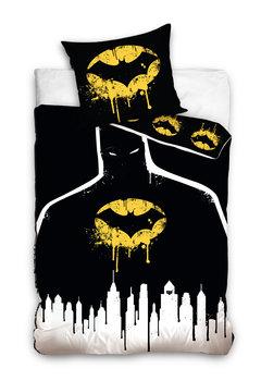 Carbotex, Pościel dziecięca, Batman, 140x200 cm-Carbotex