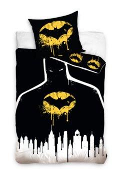 Carbotex, Pościel dziecięca, Batman, 160x200 cm-Carbotex