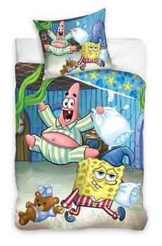 Carbotex, Sponge Bob, Pościel dziecięca, 160x200 cm-Carbotex