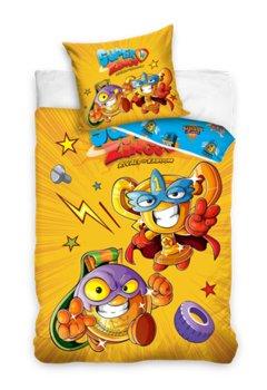Carbotex, Super Zings, Pościel dziecięca, 160x200 cm-Super Zings