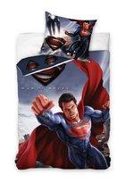 Carbotex, Superman, Komplet pościeli 160x200 cm