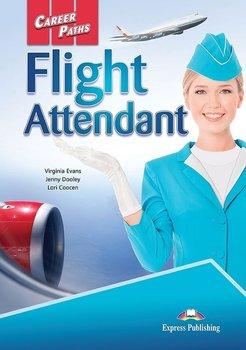 Career Paths Flight Attendant Student's Book + DigiBook-Evans Virginia, Dooley Jenny, Coocen Lori