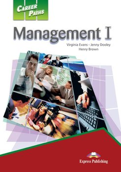 Career Paths. Management 1. Student's Book + DigiBook-Evans Virginia, Dooley Jenny, Brown Henry