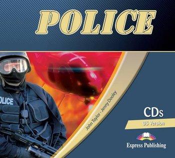Career Paths. Police. Class Audio CD (US)-Dooley Jenny, Evans Virginia