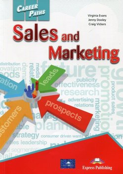 Career Paths Sales and Marketing. Student's Book. Digibook-Evans Virginia, Dooley Jenny, Vickers Craig