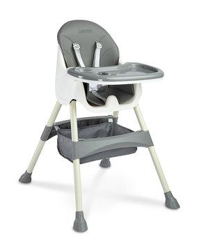 Caretero, Krzesełko do karmienia, Bill, Grey, 2w1-Caretero