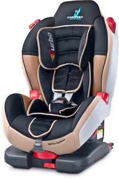Caretero, Sport Turbo Fix, Fotelik samochodowy 9-25 kg, Beige-Caretero