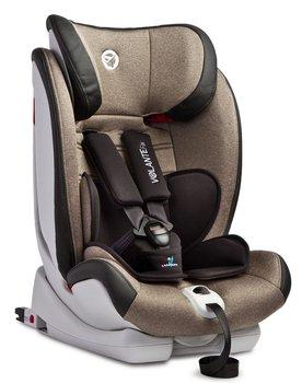 Caretero, Volante Fix Limited, Fotelik samochodowy, Beżowy, 9-36 kg-Caretero