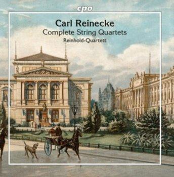 Carl Reinecke: Complete String Quartets-Various Artists