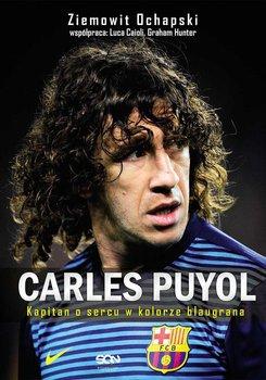 Carles Puyol. Kapitan o sercu w kolorze blaugrana                      (ebook)