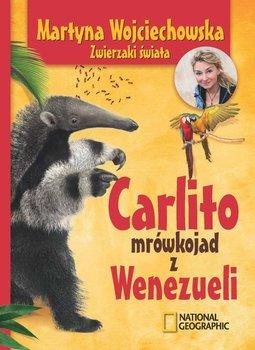 Carlito, mrówkojad z Wenezueli                      (ebook)