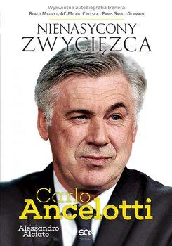 Carlo Ancelotti. Nienasycony zwycięzca                      (ebook)