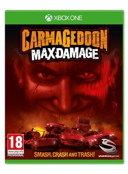 Carmageddon: Max Damage - Stainless Games