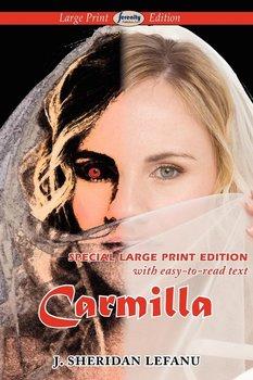 Carmilla-LeFanu J. Sheridan