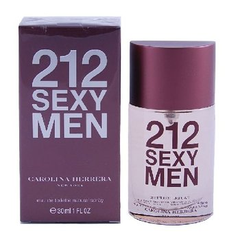 Carolina Herrera, 212 Sexy Men, woda toaletowa, 30 ml-Carolina Herrera