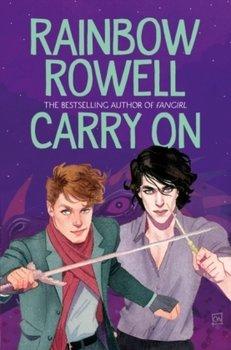 Carry On-Rowell Rainbow