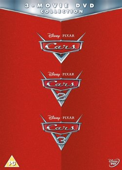 Cars: 3-movie Collection (brak polskiej wersji językowej)-Lewis Brad, Fee Brian, Lasseter John