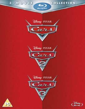 Cars: 3-movie Collection - Fee Brian, Lasseter John, Lewis Brad