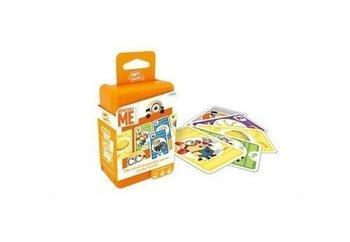 Cartamundi, Minionki, gra edukacyjna Shuffle Minionki-Cartamundi