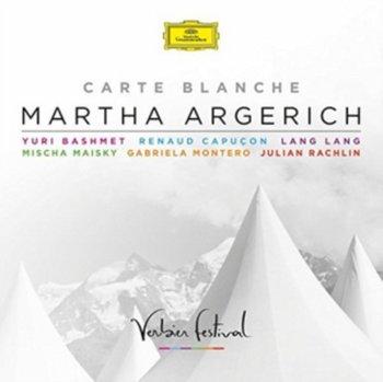 Carte Blanche-Argerich Martha