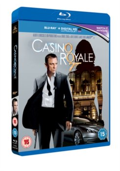 Casino Royale (brak polskiej wersji językowej)-Campbell Martin