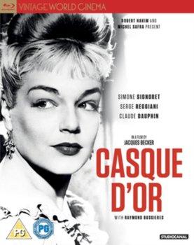 Casque d'Or (brak polskiej wersji językowej)-Becker Jacques