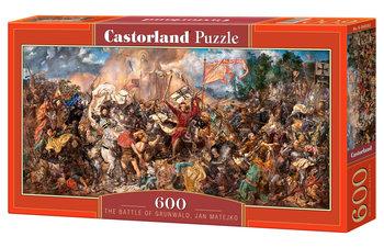 Castor, puzzle bitwa pod Grunwaldem Jan Matejko-Castorland