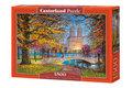 Castor, puzzle Central Park