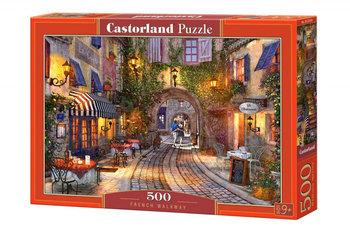 Castor, puzzle Francuski chodnik-Castorland