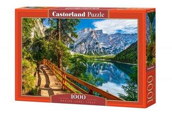 Castor, puzzle Jezioro Braines, Włochy-Castorland