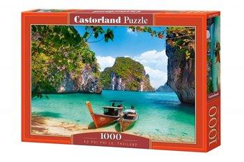Castor, puzzle Ko Phi Phi Le, Tajlandia-Castorland