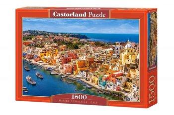 Castor, puzzle Marina Corricella, Włochy-Castorland