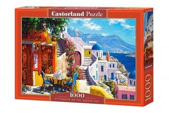 Castor, puzzle Popołudnie nad Morzem Egejskim-Castorland